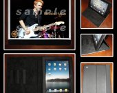 Hunter Hayes Leather iPad Case #4 - Fits iPad 2, 3 and 4