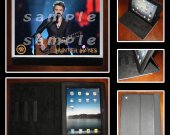 Hunter Hayes iPad Case - Fits iPad 2, 3 and 4 - Design 1