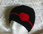 Hand made Valentines hat