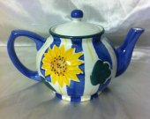 Vintage tea pot
