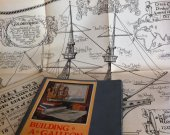 Building a Galeon Vintage book