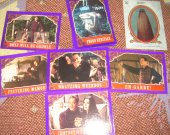 TRADING CARDS lot of 7 ADAMS FAMILY