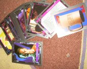 TRADING CARDS lot of 13 T2 TERMINATOR