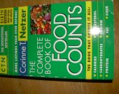BOOK THE COMPLETE BOOK OF FOOD COUNTS paperback used