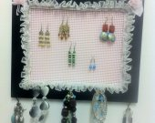 Chic Hanging Jewelry Organizer