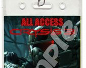 Crysis 3 Set of 12 VIP Party Invitation Passes or Party Favors - Style 4
