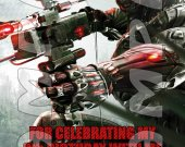 Crysis 3 Personalized Thank You Cards