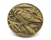 Kakapo Parrot Limited Edition Collectible Coin