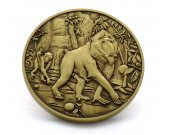 Mandrill Monkey Limited Edition Collectible Coin