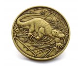 Komodo Dragon Limited Edition Collectible Coin