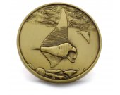 Manta Ray Limited Edition Collectible Coin