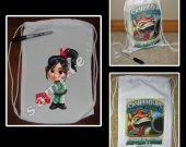 Wreck-It Ralph Mini Drawstring Sport Pack - Make Great Party Favors - Style 4