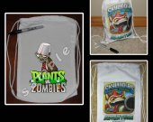 Plants vs. Zombies Mini Drawstring Sport Pack - Great Party Favor Bags - Style 6