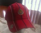 Red Sport Hat soccer team ( chivas )