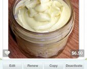 White chocolate hand and body butter