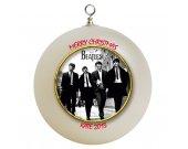 Beatles Personalized Custom Christmas Ornament