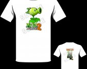 Plants vs Zombies 2 Personalized T-Shirt - Style 22