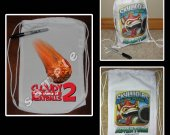 Cloudy with a Chance of Meatballs 2 Mini Drawstring Sport Pack - Great Party Favor Bags - Style 5