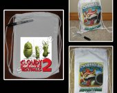 Cloudy with a Chance of Meatballs 2 Mini Drawstring Sport Pack - Great Party Favor Bags - Style 7