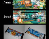 Octonauts Set of 12 Personalized Candy Bar Wrappers Party Favors