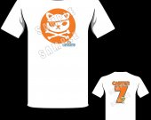 Octonauts Personalized T-Shirt - Style 5