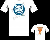 Octonauts Personalized T-Shirt - Style 6