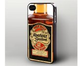 Aberlour Glenlivet Whiskey iPhone 4 Case, iPhone 4s Case Cover