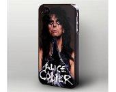 Alice Cooper iPhone 4 Case, iPhone 4s Case Cover