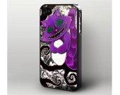 Alice In Wonderland and Cat iPhone 4 Case, iPhone 4s Case Cover