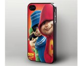 Alvin And The Chipmunks in 3D iPhone 4 Case, iPhone 4s Case Cover