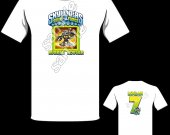 Skylanders Swap Force Rubble Rouser Personalized T-Shirt