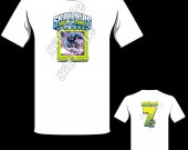 Skylanders Swap Force Trap Shadow Personalized T-Shirt