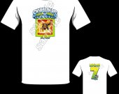 Skylanders Swap Force Fryno Personalized T-Shirt