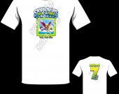 Skylanders Swap Force Scratch Personalized T-Shirt