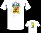 Skylanders Swap Force Smolderdash Personalized T-Shirt
