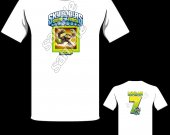 Skylanders Swap Force Scorp Personalized T-Shirt