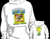 Skylanders Swap Force Rubble Rouser Hooded Sweatshirt (Hoodie)