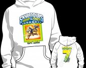 Skylanders Swap Force Spy Rise Hooded Sweatshirt (Hoodie)