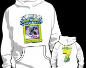 Skylanders Swap Force Trap Shadow Hooded Sweatshirt (Hoodie)
