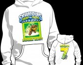 Skylanders Swap Force Bumble Blast Hooded Sweatshirt (Hoodie)