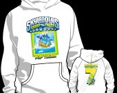 Skylanders Swap Force Pop Thorn Hooded Sweatshirt (Hoodie)