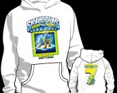 Skylanders Swap Force Riptide Hooded Sweatshirt (Hoodie)
