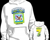 Skylanders Swap Force Scratch Hooded Sweatshirt (Hoodie)