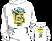 Skylanders Swap Force Slobber Tooth Hooded Sweatshirt (Hoodie)