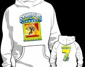 Skylanders Swap Force Smolderdash Hooded Sweatshirt (Hoodie)