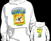 Skylanders Swap Force Windup Hooded Sweatshirt (Hoodie)