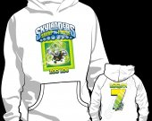 Skylanders Swap Force Zoo Lou Hooded Sweatshirt (Hoodie)