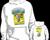 Skylanders Swap Force Doom Stone Hooded Sweatshirt (Hoodie)