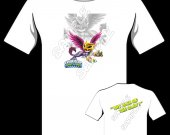 Skylanders Swap Force Scratch Personalized T-Shirt Version 2
