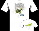 Skylanders Swap Force Slobber Tooth Personalized T-Shirt Version 2